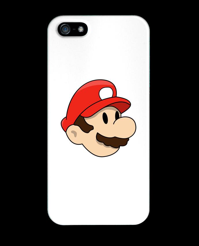 Coque iPhone 5 Mario Duo par tunetoo