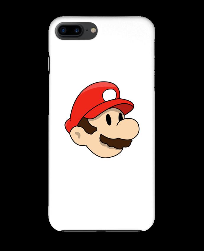 Coque 3D Iphone 7+ Mario Duo par tunetoo