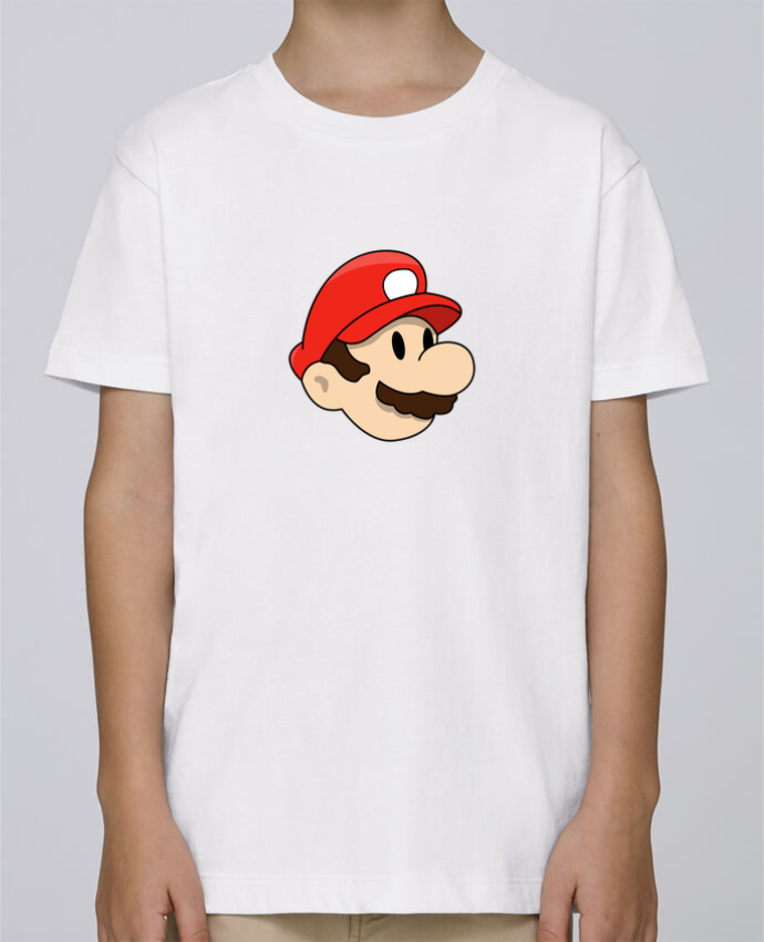 Tee Shirt Garçon Stanley Mini Paint Mario Duo par tunetoo