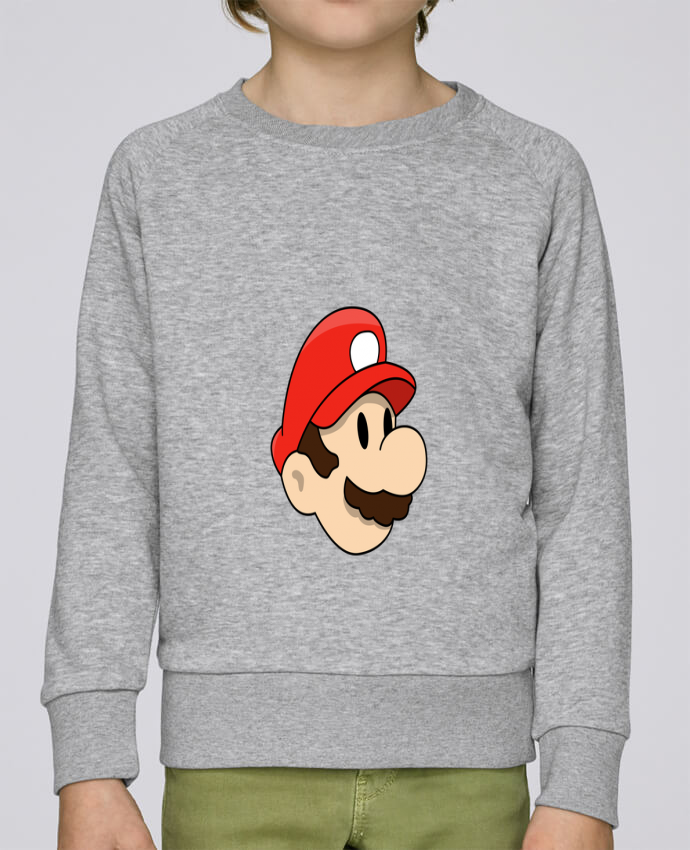 Sweat Col Rond Enfant Stanley Mini Scouts Mario Duo par tunetoo