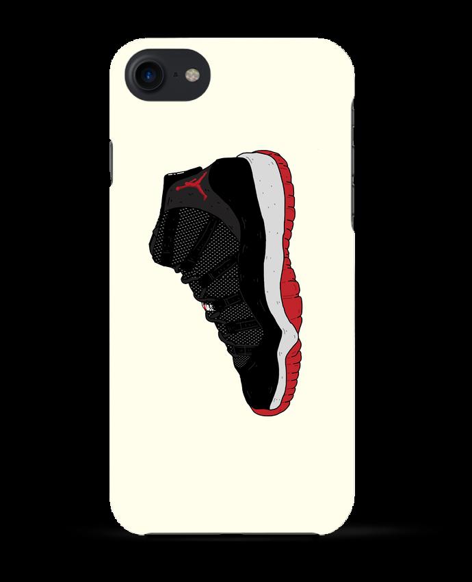 coque iphone 7 jordan blanche