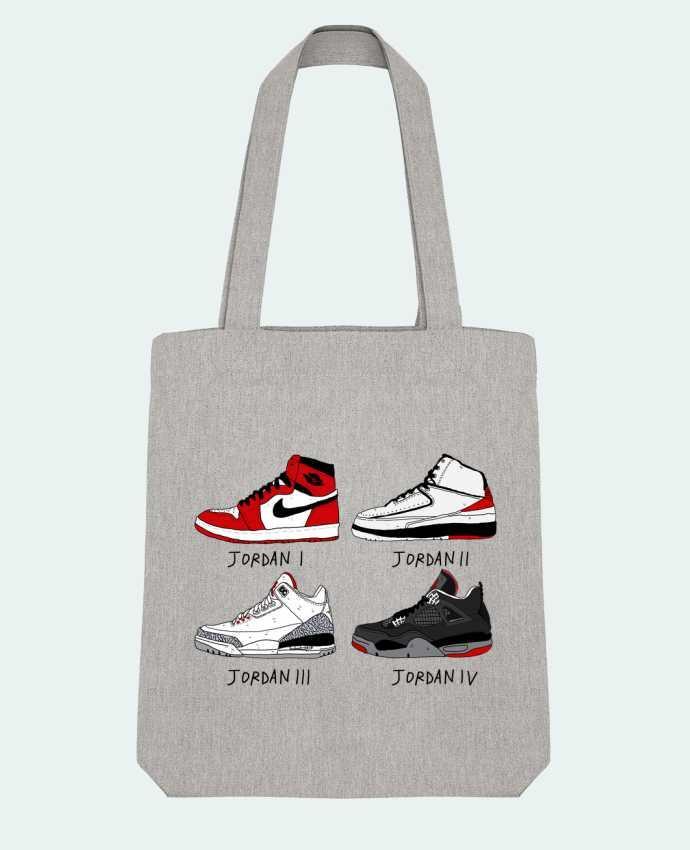Tote Bag Stanley Stella Best of Jordan par Nick cocozza