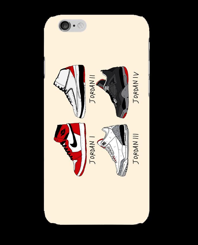 Coque 3D Iphone 6 Best of Jordan par Nick cocozza