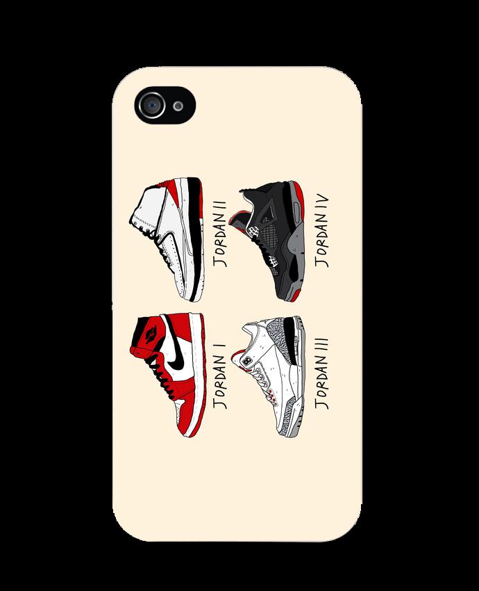 Coque iPhone 4 Best of Jordan par  Nick cocozza