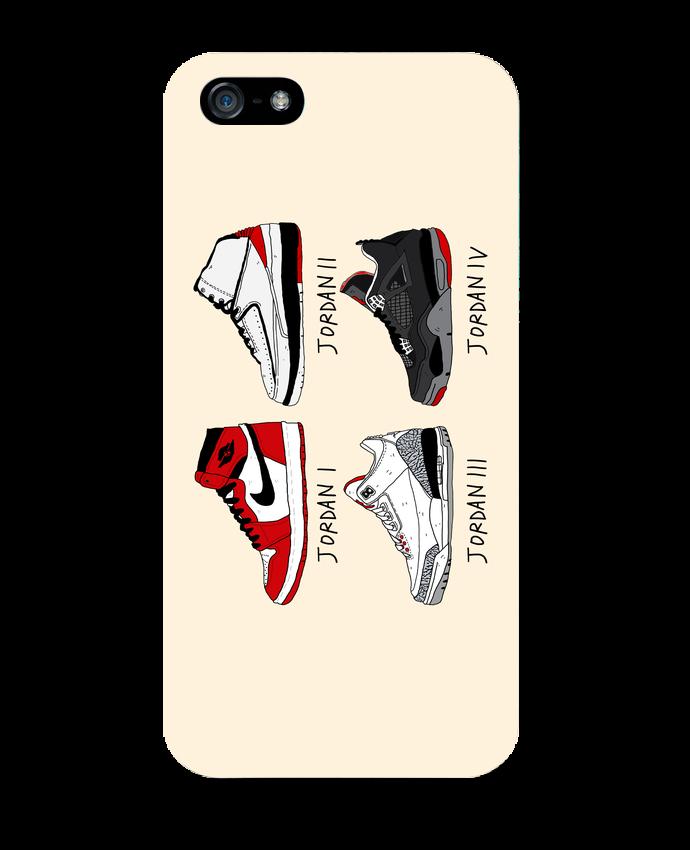 Coque iPhone 5 Best of Jordan par Nick cocozza