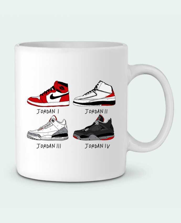 Mug en Céramique Best of Jordan par Nick cocozza
