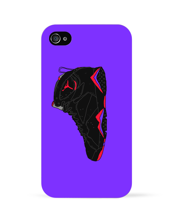 3760520 coque 3d iphone 4 blanc jordan vii by nick cocozza