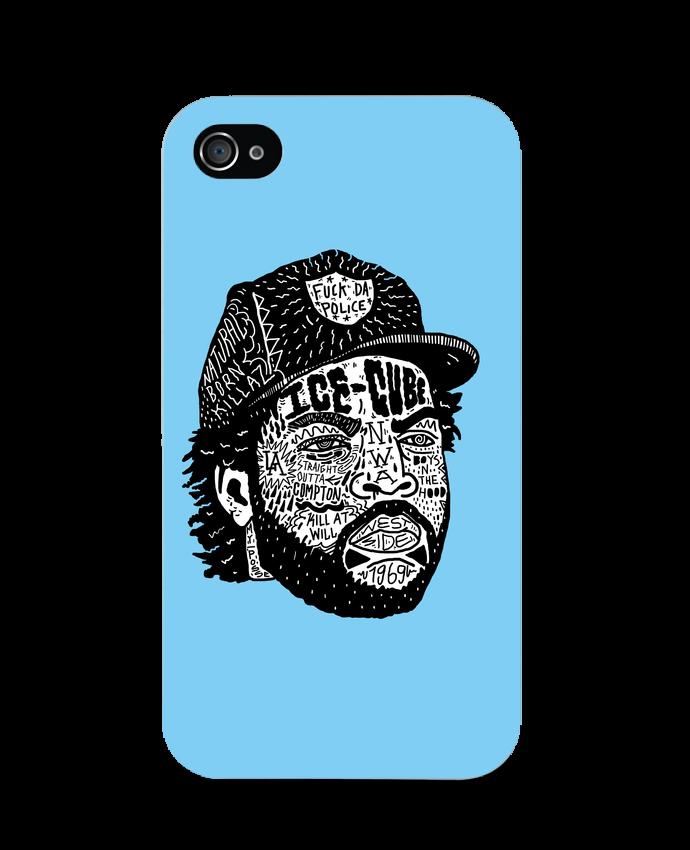 coque iphone 4 police