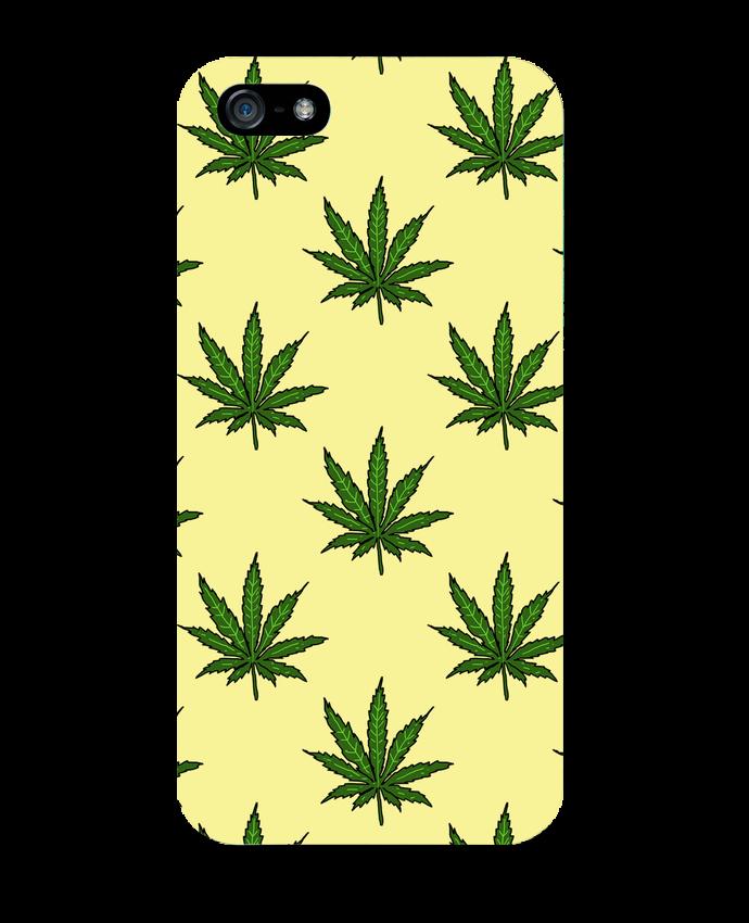 Coque iPhone 5 Cannabis par Nick cocozza