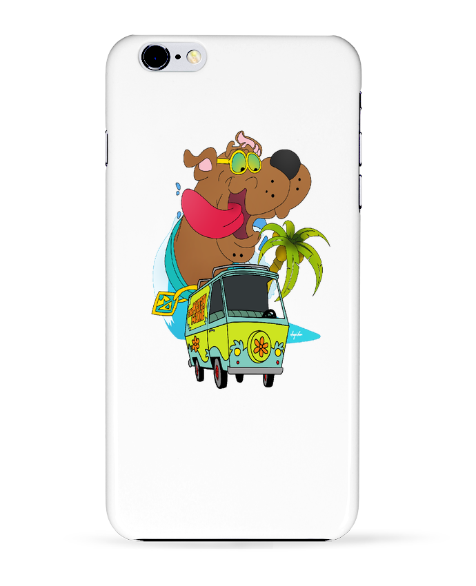 coque iphone 6 scooby doo