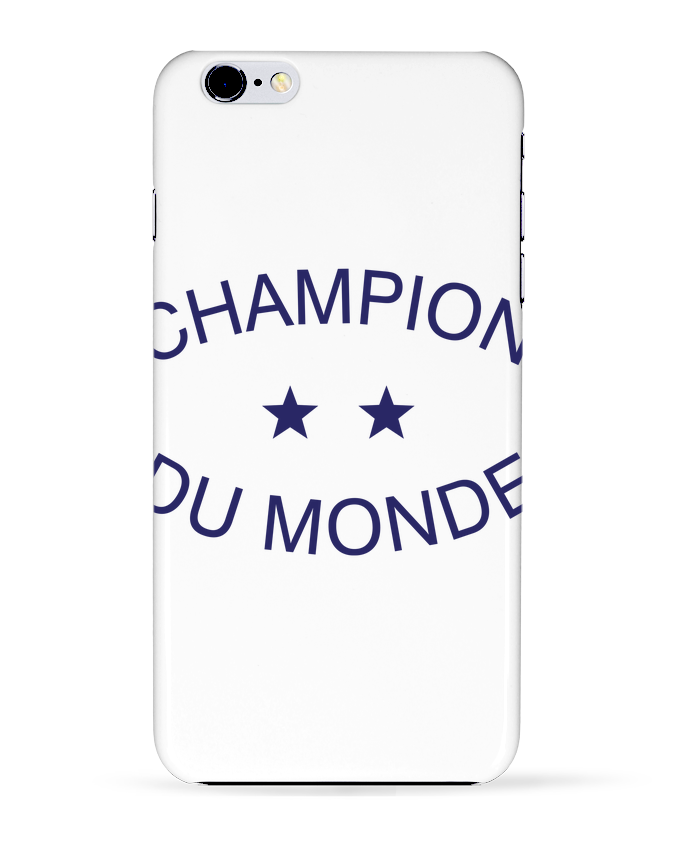 coque iphone 6 champion blanche