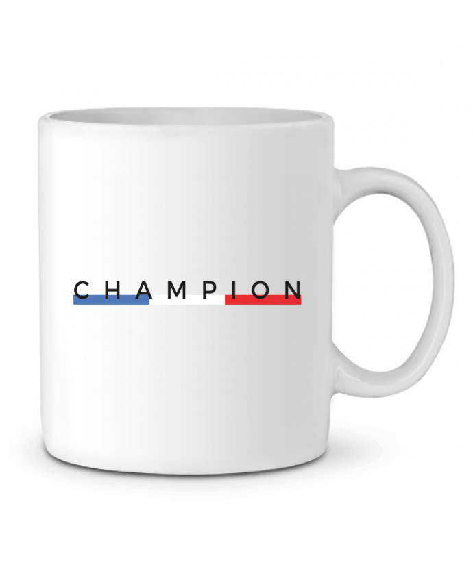 Mug en Céramique Champion par Nana