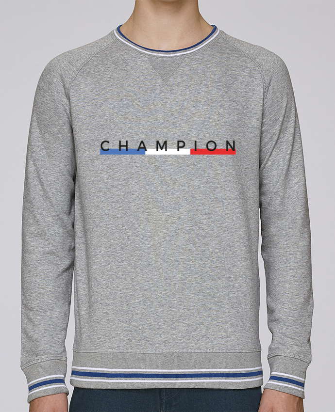 Champion Strolls Sweat Stanley Col Homme Rond Tunetoo Tipped Nana wRxqTY1rxI
