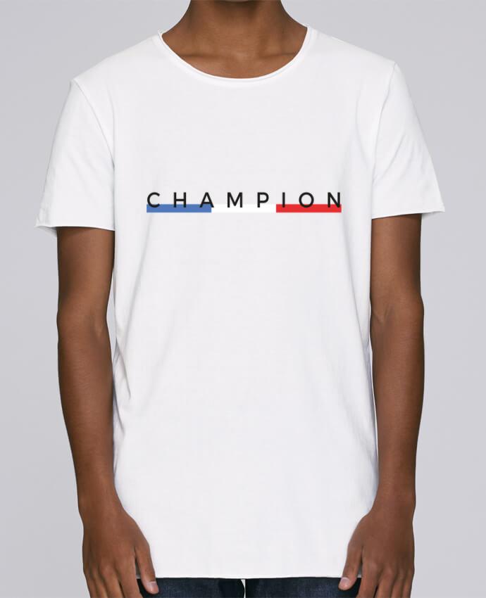 T-shirt Homme Oversized Stanley Skates Champion par Nana