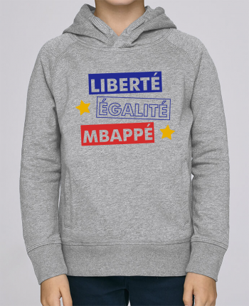 Sweat à Capuche Enfant Stanley Mini Base Equipe de France MBappé par tunetoo