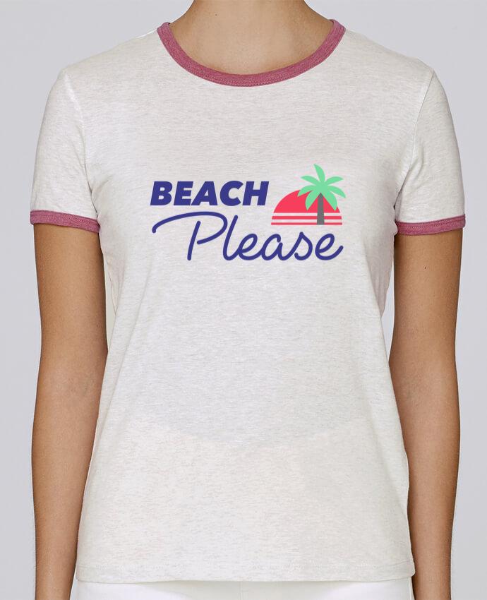 T-shirt Femme Stella Returns Beach please pour femme par Ruuud