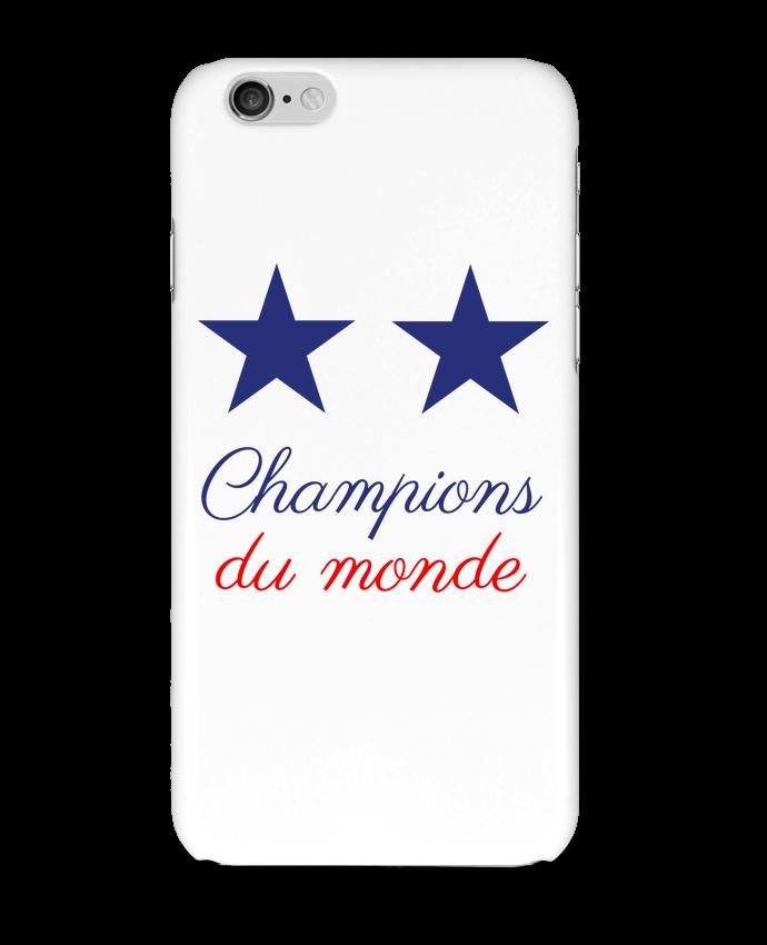 coque iphone 6 champion du monde