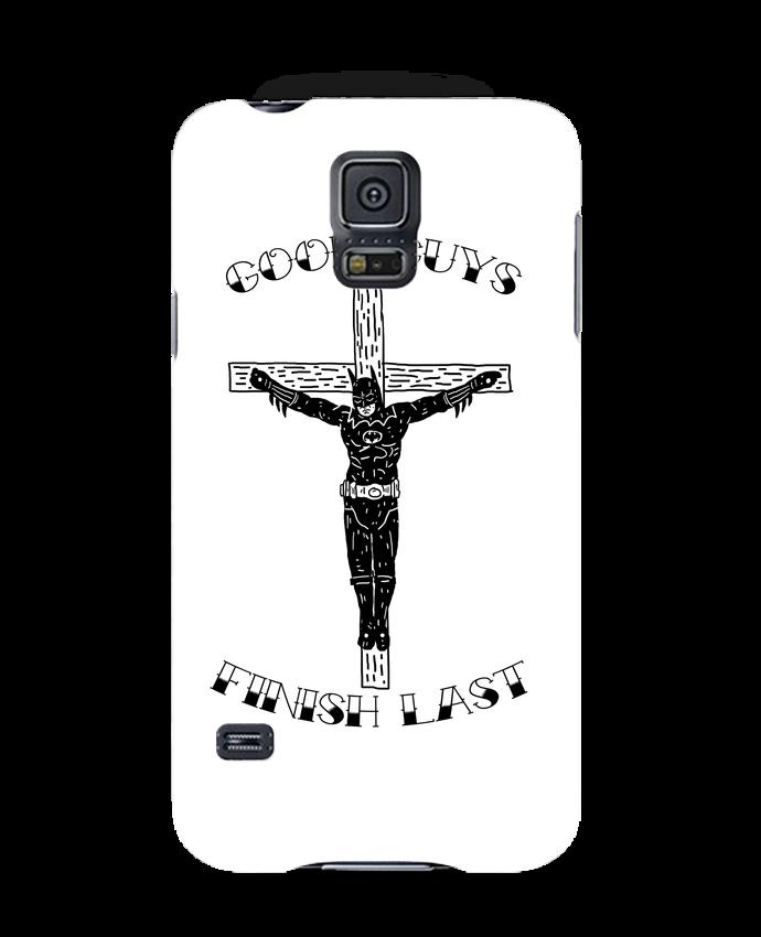 Coque 3D Samsung Galaxy S5 Batman Jesus par Nick cocozza