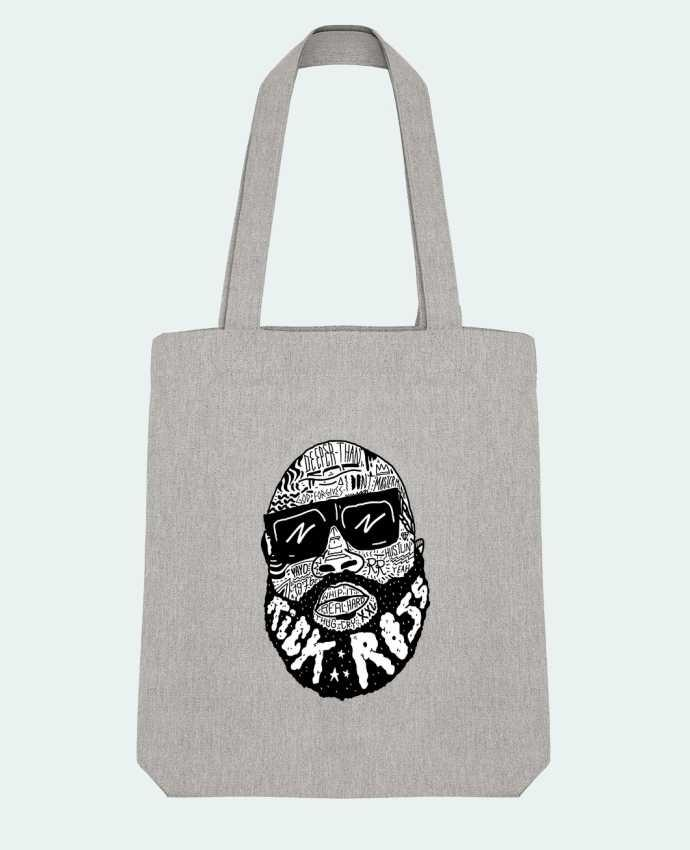 Tote Bag Stanley Stella Rick Ross head par Nick cocozza