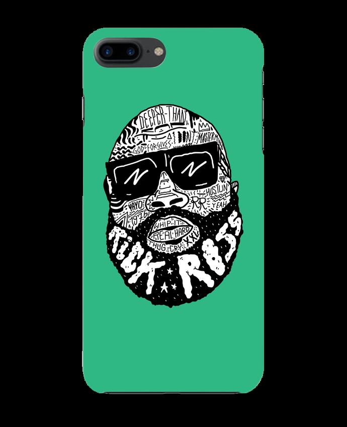 Coque 3D Iphone 7+ Rick Ross head par Nick cocozza
