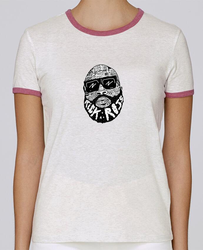 T-shirt Femme Stella Returns Rick Ross head pour femme par Nick cocozza