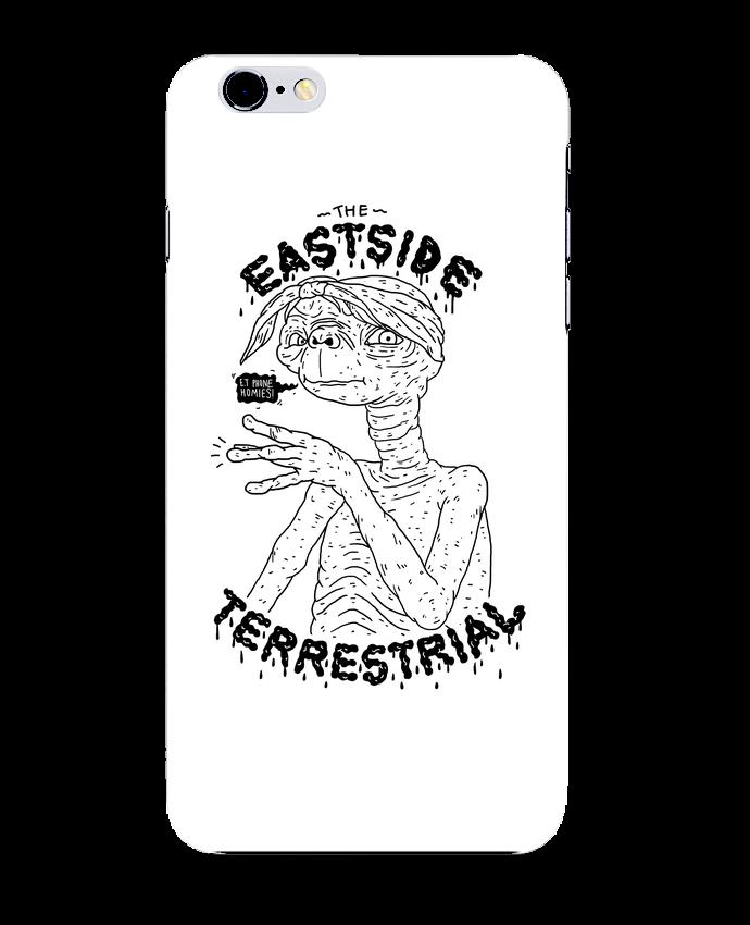Coque 3D Iphone 6+ Gangster E.T de Nick cocozza