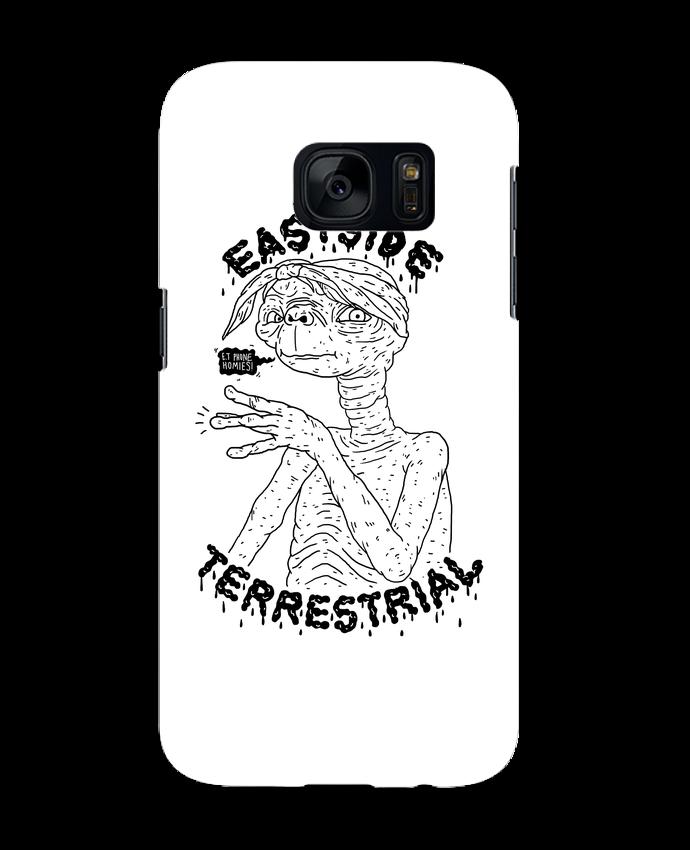 Coque 3D Samsung Galaxy S7 Gangster E.T par Nick cocozza
