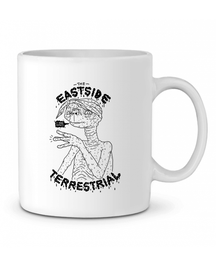 Mug en Céramique Gangster E.T par Nick cocozza