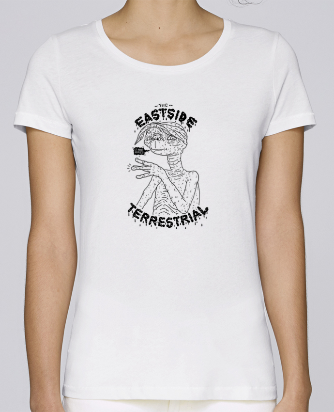 T-shirt Femme Stella Loves Gangster E.T par Nick cocozza