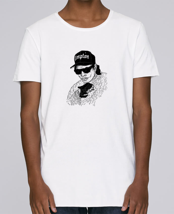 T-shirt Homme Oversized Stanley Skates Eazy E Rapper par Nick cocozza
