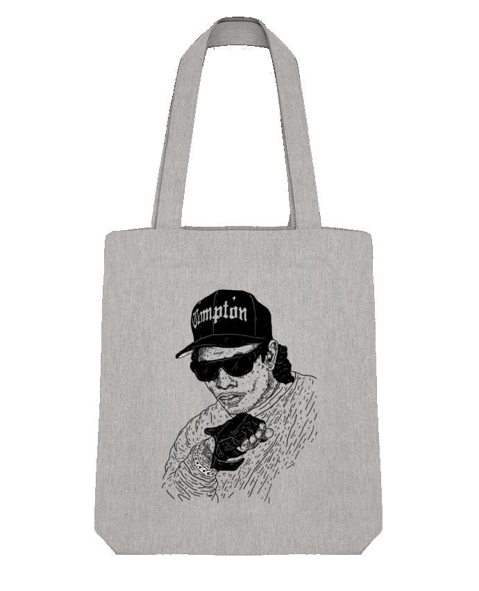 Tote Bag Stanley Stella Eazy E Rapper par Nick cocozza