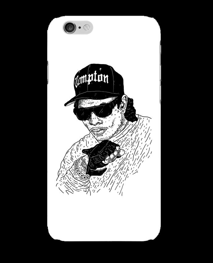 Coque 3D Iphone 6 Eazy E Rapper par Nick cocozza