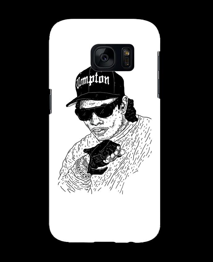 Coque 3D Samsung Galaxy S7 Eazy E Rapper par Nick cocozza