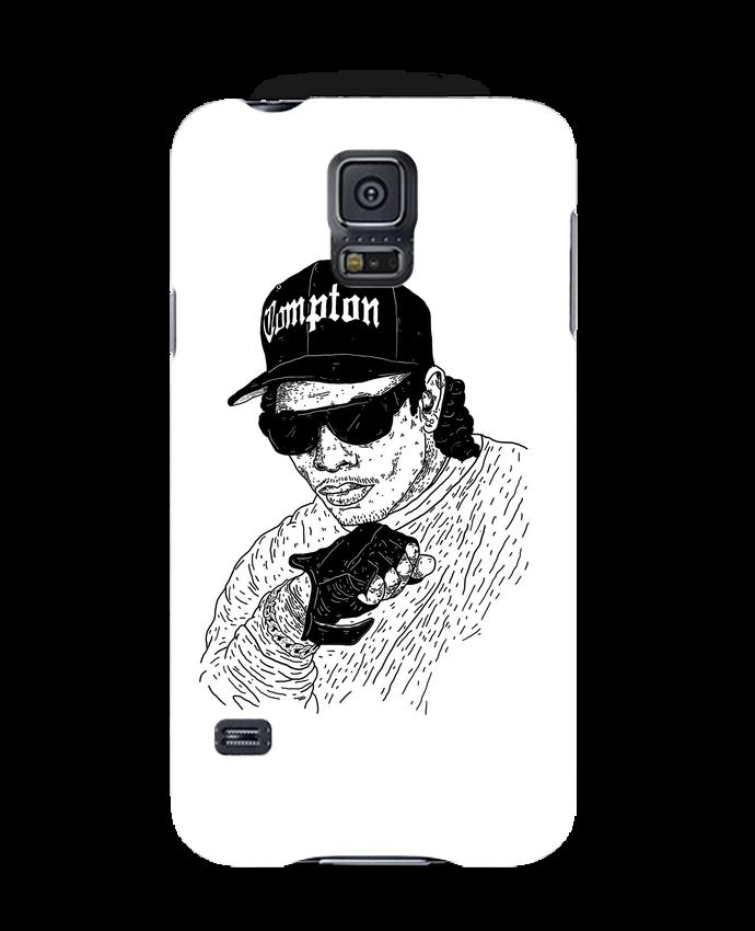 Coque 3D Samsung Galaxy S5 Eazy E Rapper par Nick cocozza