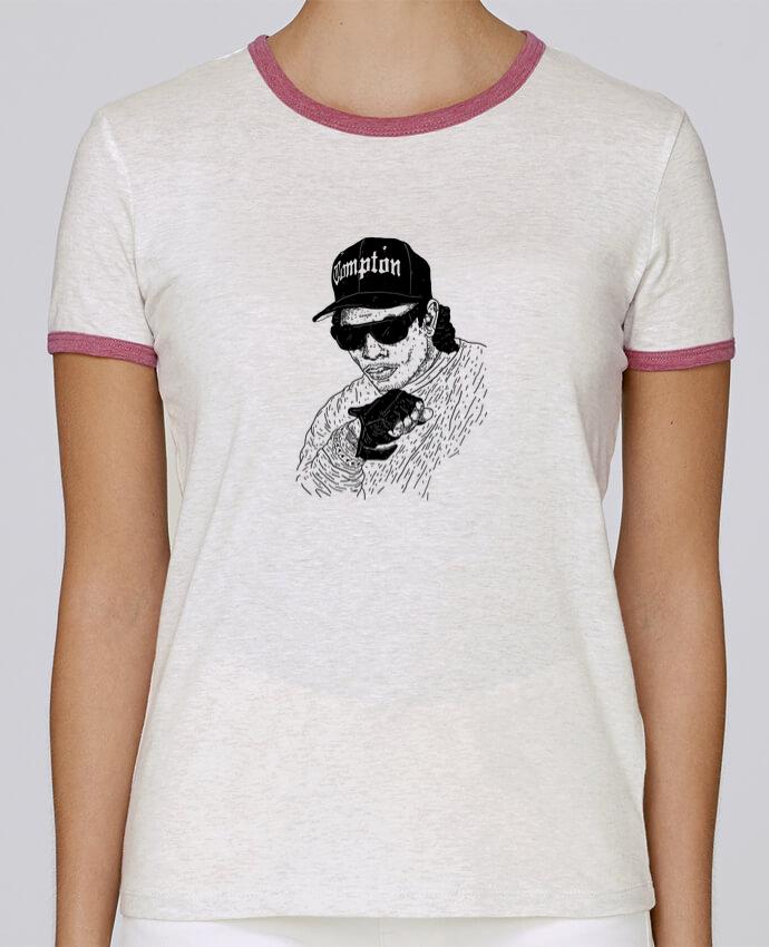 T-shirt Femme Stella Returns Eazy E Rapper pour femme par Nick cocozza