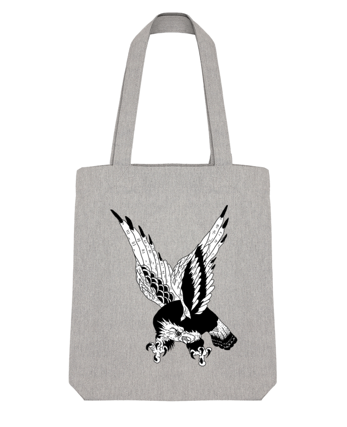 Tote Bag Stanley Stella Eagle Art par Nick cocozza