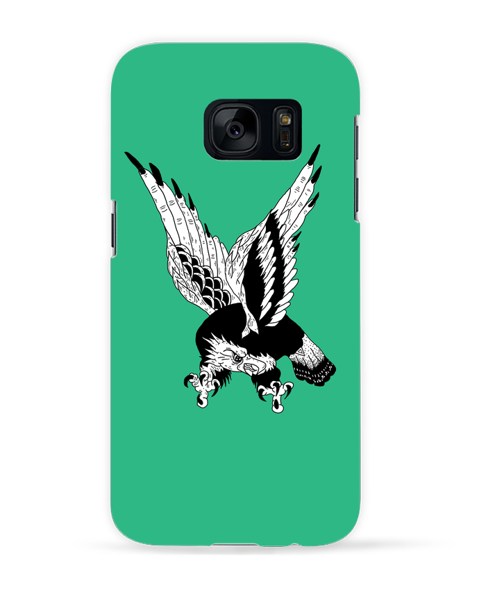 Coque 3D Samsung Galaxy S7 Eagle Art par Nick cocozza
