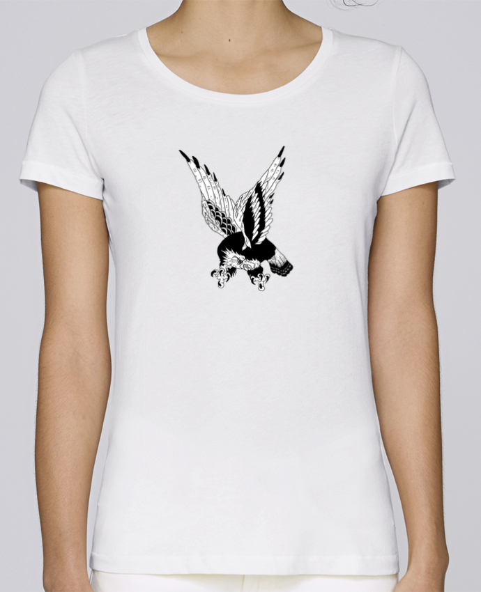 T-shirt Femme Stella Loves Eagle Art par Nick cocozza