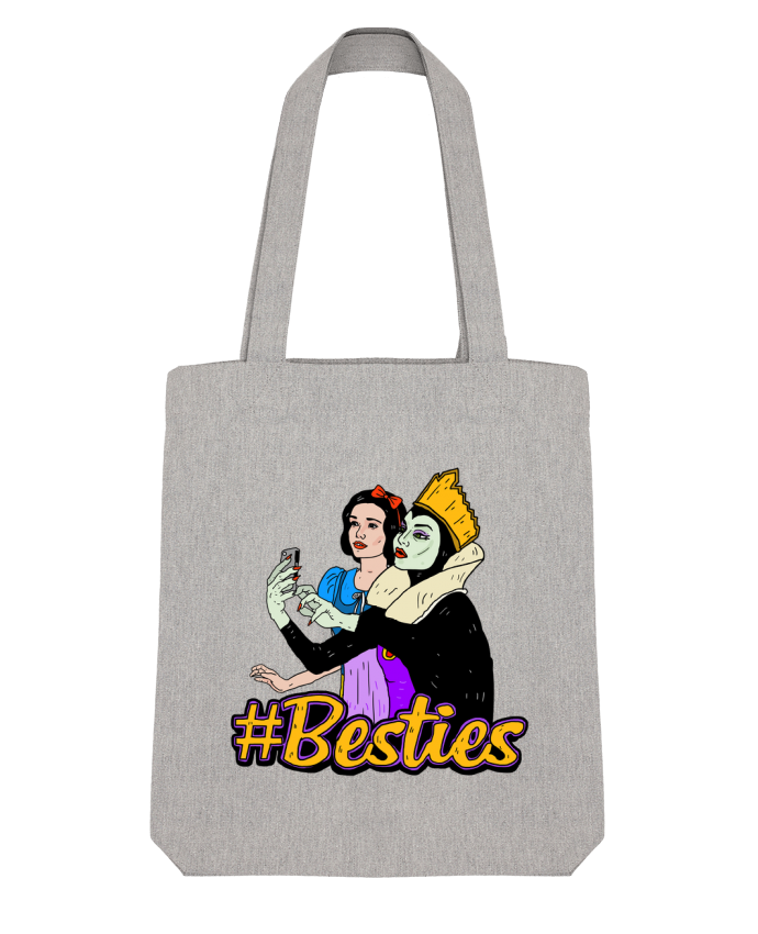 Tote Bag Stanley Stella Besties Snow White par Nick cocozza