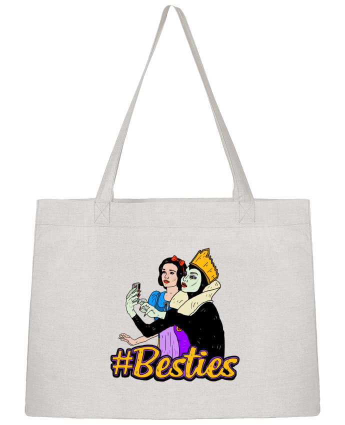Sac Cabas Shopping Stanley Stella Besties Snow White par Nick cocozza