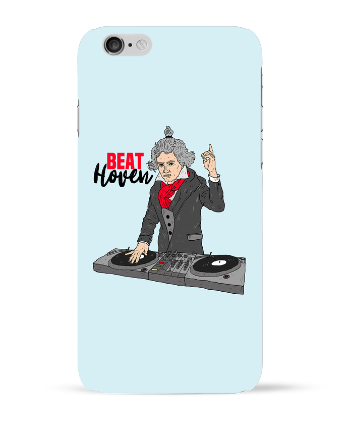 Coque 3D Iphone 6 Beat Hoven Beethoven par Nick cocozza
