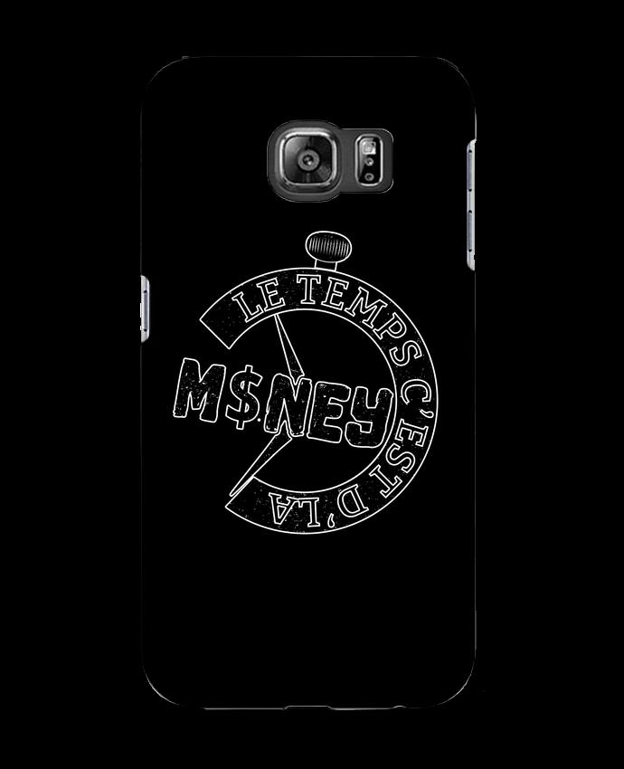 Coque 3D Samsung Galaxy S6 PNL Le temps c'est d'la money - tunetoo