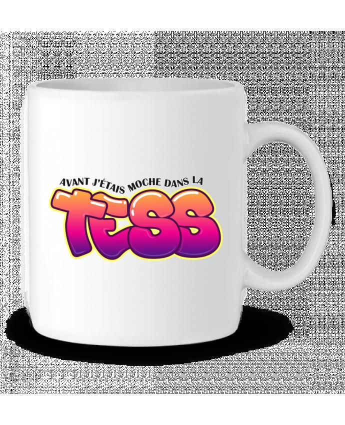 Mug en Céramique PNL Moche dans la Tess par tunetoo