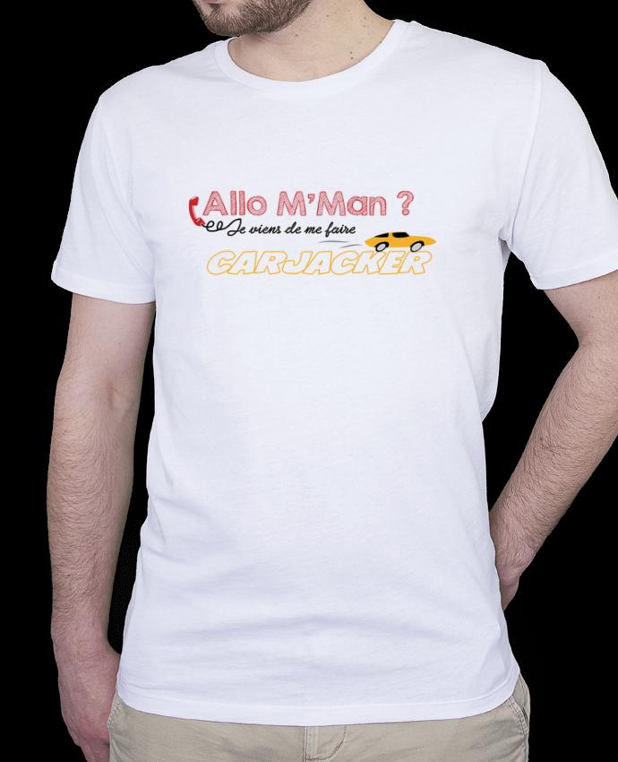 T-Shirt Homme Stanley Hips Carjacker l'auto Citations Dikkenek par tunetoo