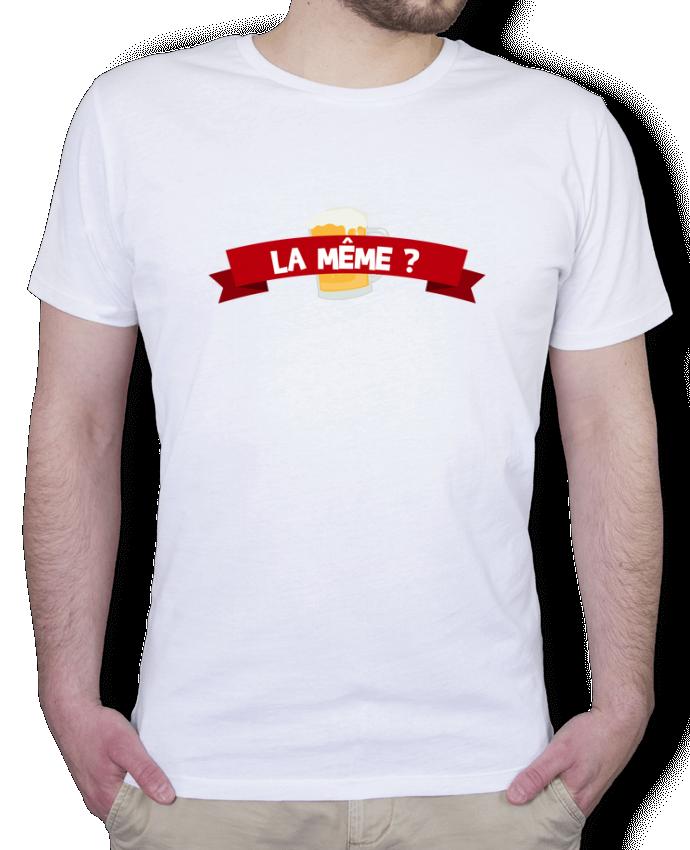 T-Shirt Homme Stanley Hips La même ? Citation Dikkenek par tunetoo