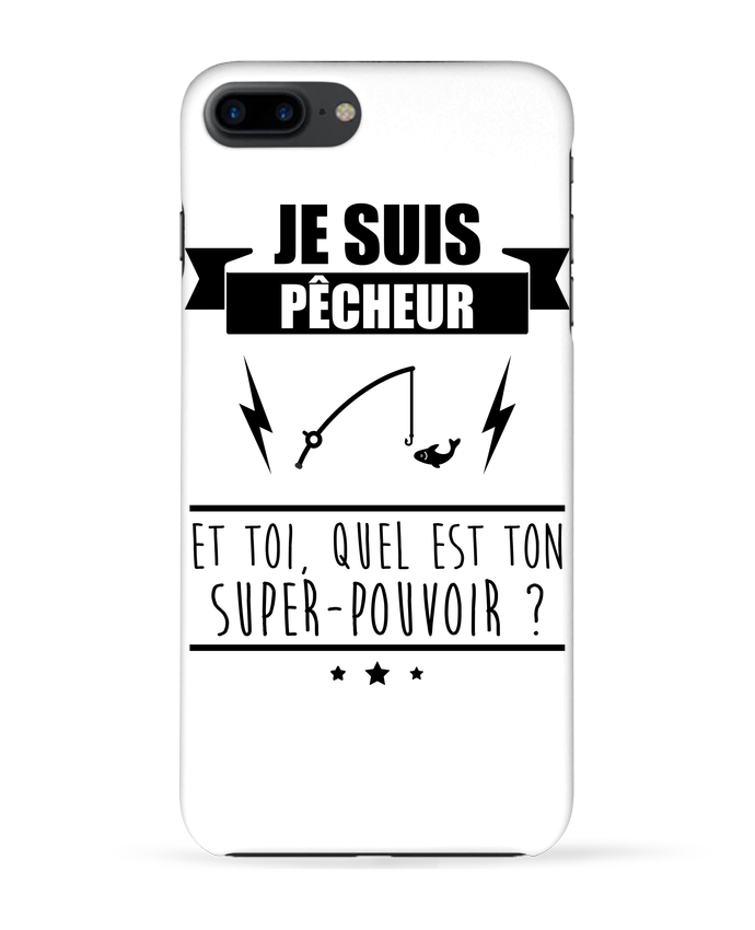coque iphone 7 pecheur