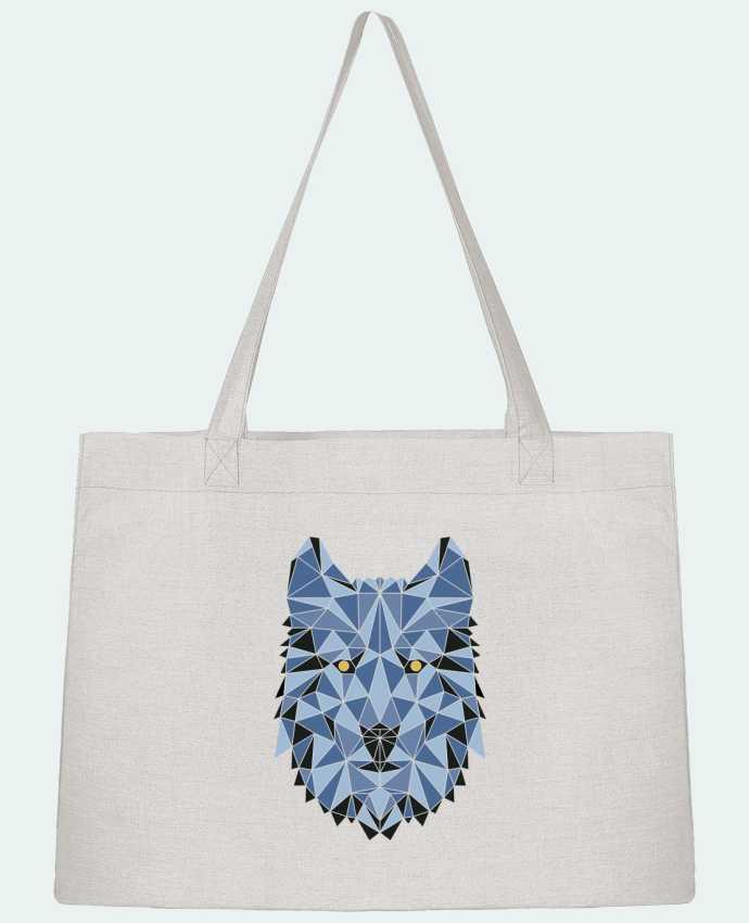 Sac Cabas Shopping Stanley Stella wolf - geometry 3 par /wait-design