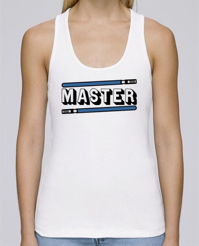 Débardeur bio femme Stella Dreams Jedi Duo par Original t-shirt en coton Bio