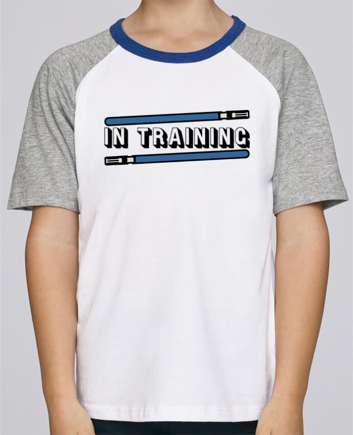 5ce34e921cc05 Tee-Shirt Enfant Stanley Mini Jump Short Sleeve Jedi Duo par Original  t-shirt