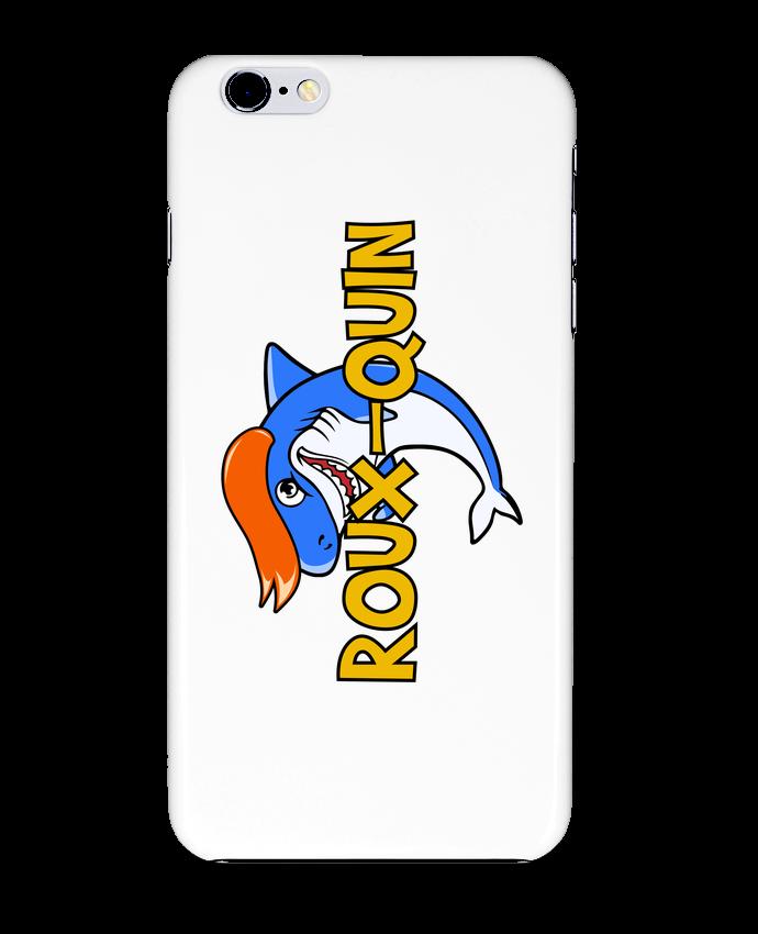 Coque 3D Iphone 6+ Roux-quin de tunetoo